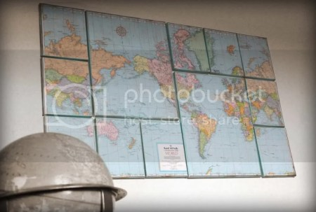 map wall decor2
