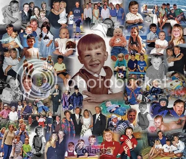 Unique Photo Collage Gift Ideas