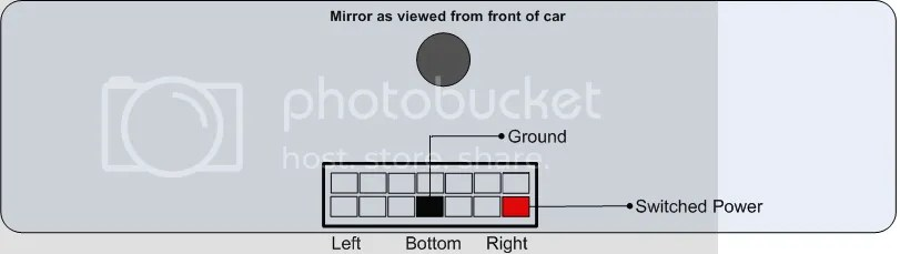 Radas Detector Rear View Mirror Wire Diagram 44 Wiring
