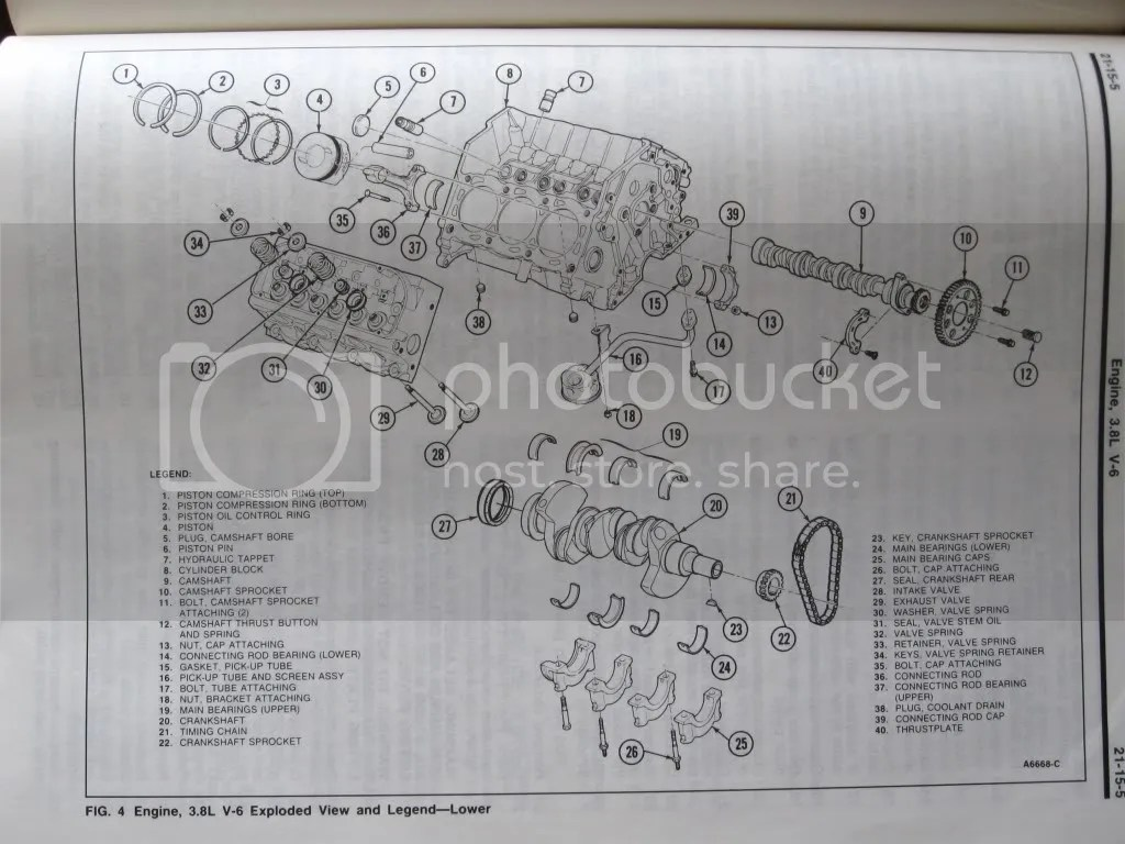 hight resolution of first off here are some pictures from the 1986 ford powertrain lubrication and maintenance shop manual hopefully they are helpful to someone