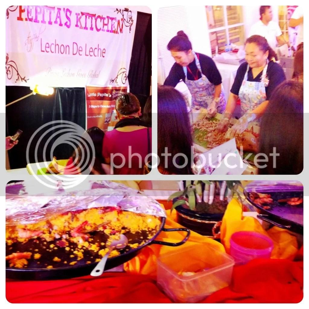 Filipino Favorites at Yummy Eats 2012