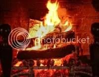 cave man fire photo: fire roaringfire.jpg
