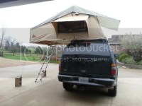 2004 Chevy Avalanche Tent | Car Interior Design