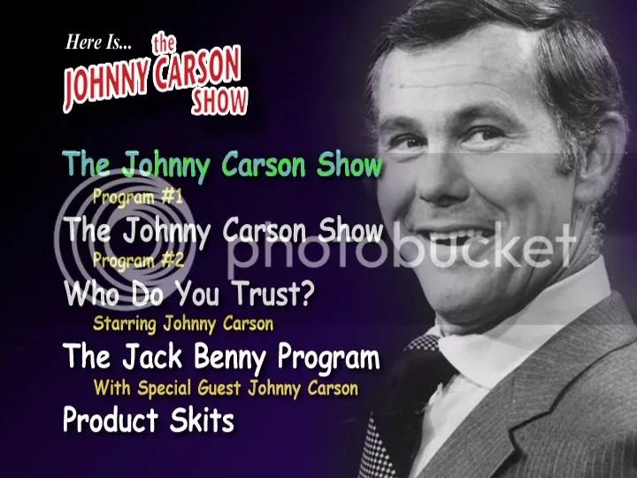 johnny carson photo: Johnny Carson DVD Disc1Menu.png