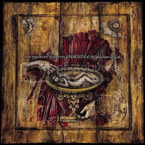 MACHINA/The Machines of God - The Smashing Pumpkins