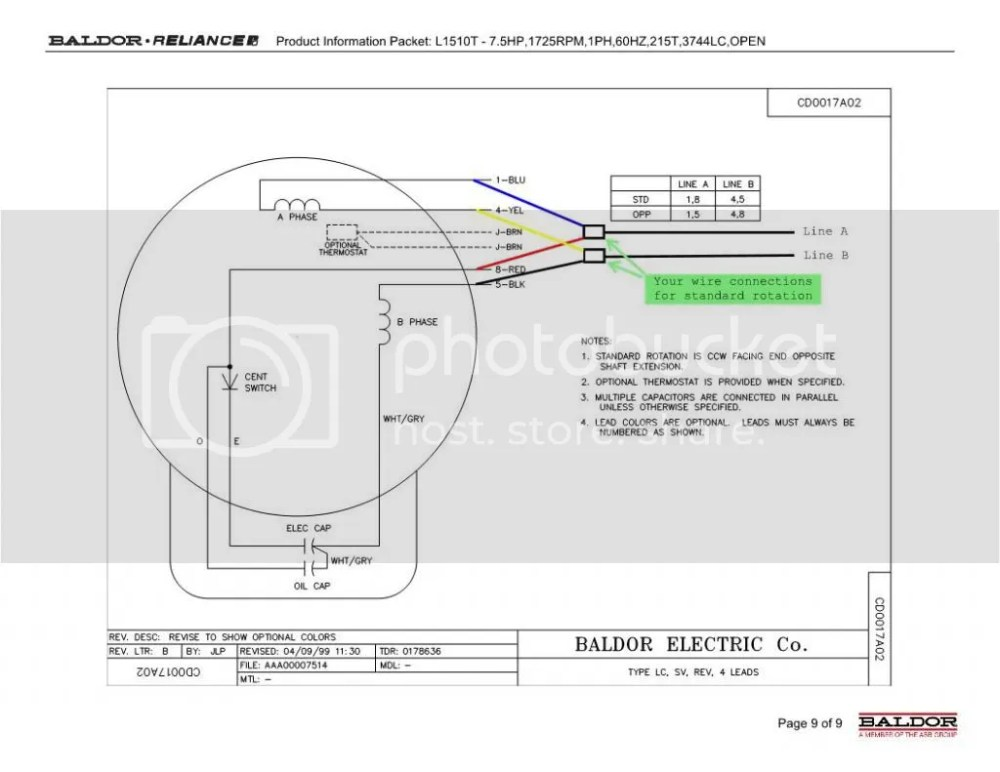 medium resolution of wrg 2228 air compressor 240v single phase wiring diagram wiring diagram of air compressor furthermore baldor 5 hp single phase