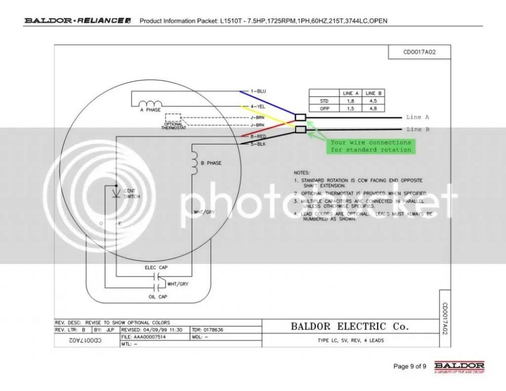 medium resolution of wiring diagram besides electric motor wiring diagram on baldor motor electric motor wiring diagram quincy wiring diagrams