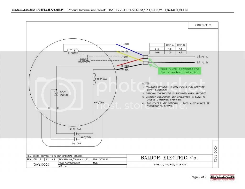 hight resolution of wrg 2228 air compressor 240v single phase wiring diagram wiring diagram of air compressor furthermore baldor 5 hp single phase