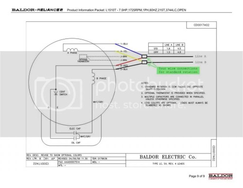 small resolution of wiring diagram besides electric motor wiring diagram on baldor motor electric motor wiring diagram quincy wiring diagrams