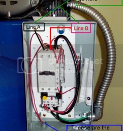 magnetic starter wiring for air compressor 5hp the garage journal quincy wiring diagrams [ 771 x 1022 Pixel ]