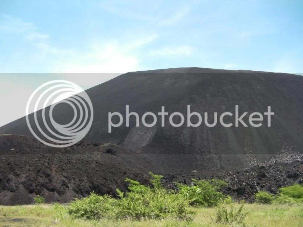 Volcano Sandboarding