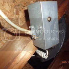 Attic Fan Thermostat Wiring Diagram Code Alarm Ca 2051 Recessed Conduit Junction Box System Free