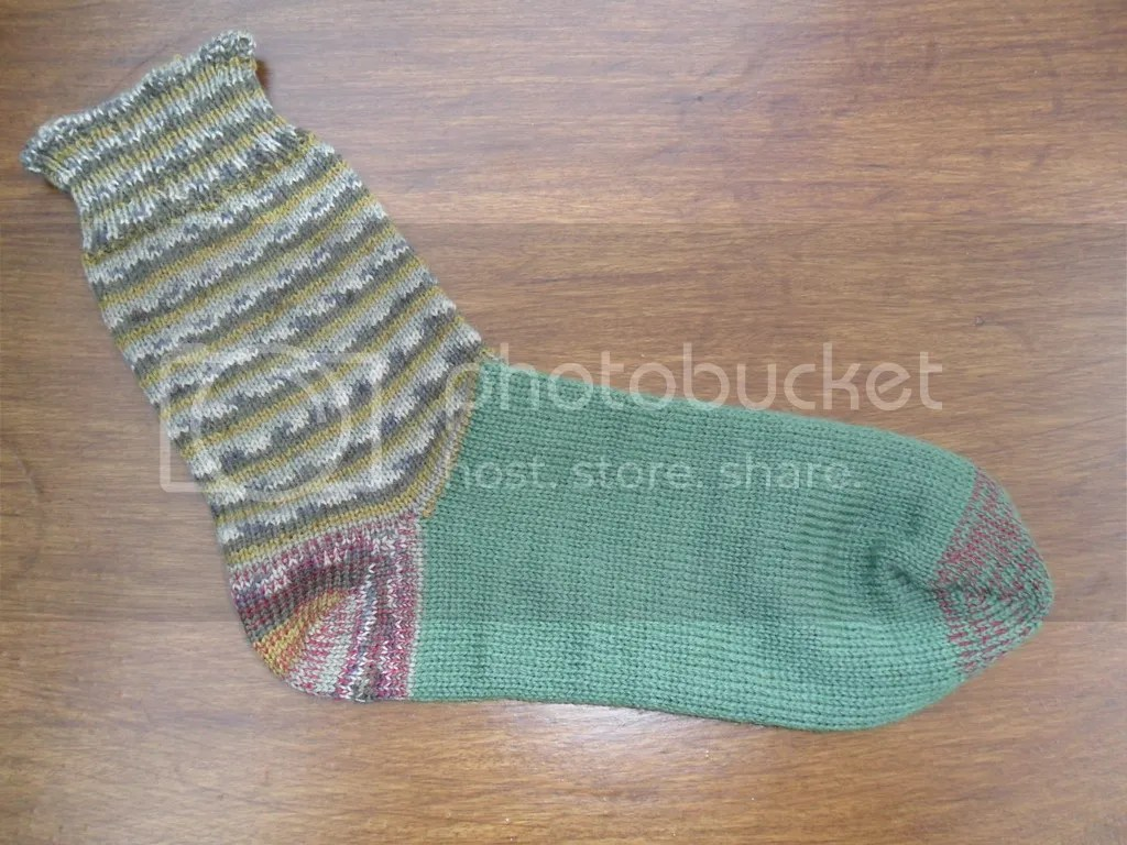 recycled sock