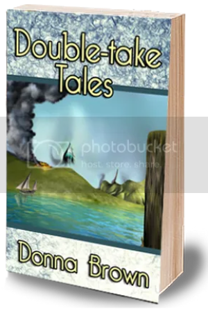 Double-take Tales by Donna Brown