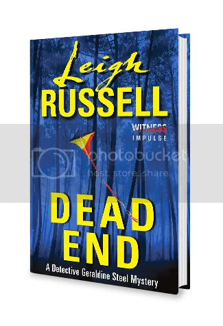 "It's a ""Dead End"" – DI Geraldine Steel series by @LeighRussell"