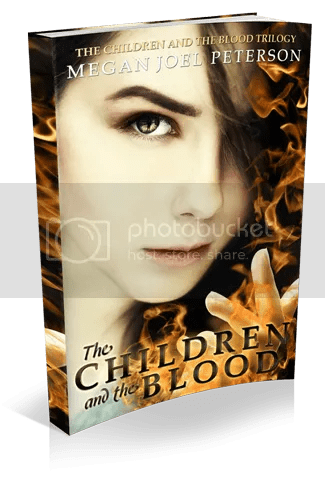 The Children and the Blood by @MeganJoPeterson The war isn't over but the covers are new!
