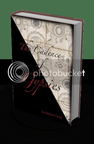 The Cadence of Gypsies by Barbara Casey #BookBlast