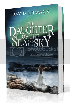 The Daughter Of The Sea and The Sky by @DavidLitwack – Review & a Recipe