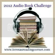 2012 Audio Book Challenge Hosted by Teresa's Reading Corner