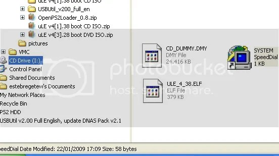MENJALANKAN GAME PS 2 PAKE FLASH DISK/HARD DISK EXTERNAL VIA COLOKAN USB YG ADA DI CONSOLE PS 2 (FAT MAUPUN SLIM) (5/6)