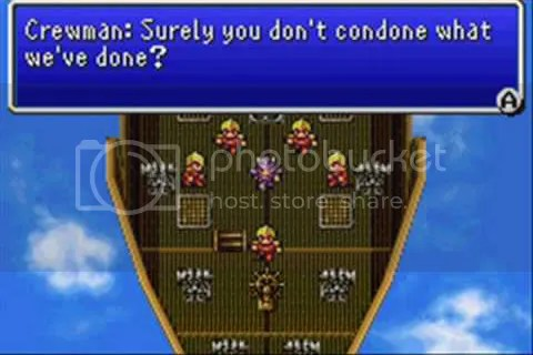 Final Fantasy IV opening
