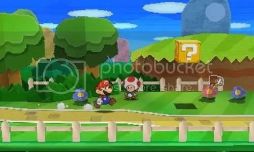 Paper Mario: Sticker Star 1