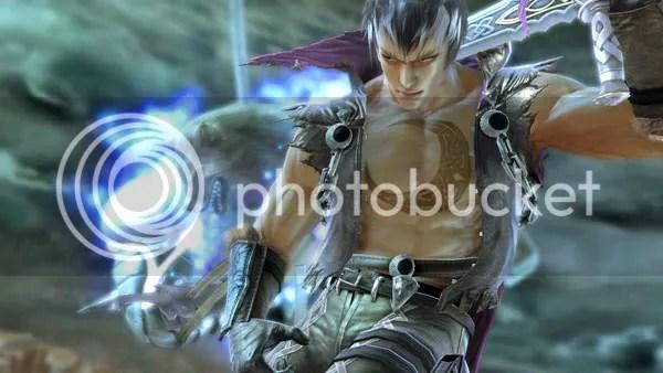 Soul Calibur 5 Z.W.E.I.