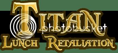 Titan Lunch Retaliation Logo