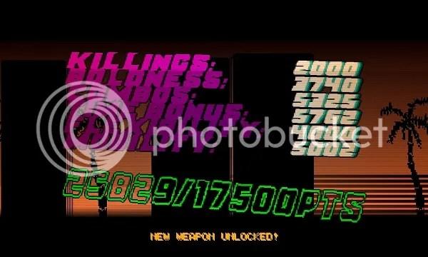 Hotline Miami score