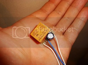 SMALL TIMER SWITCH 10A Delay Off 12V TIME RELAY FROM 1 TO 40 90 145 430 660 SEC | eBay