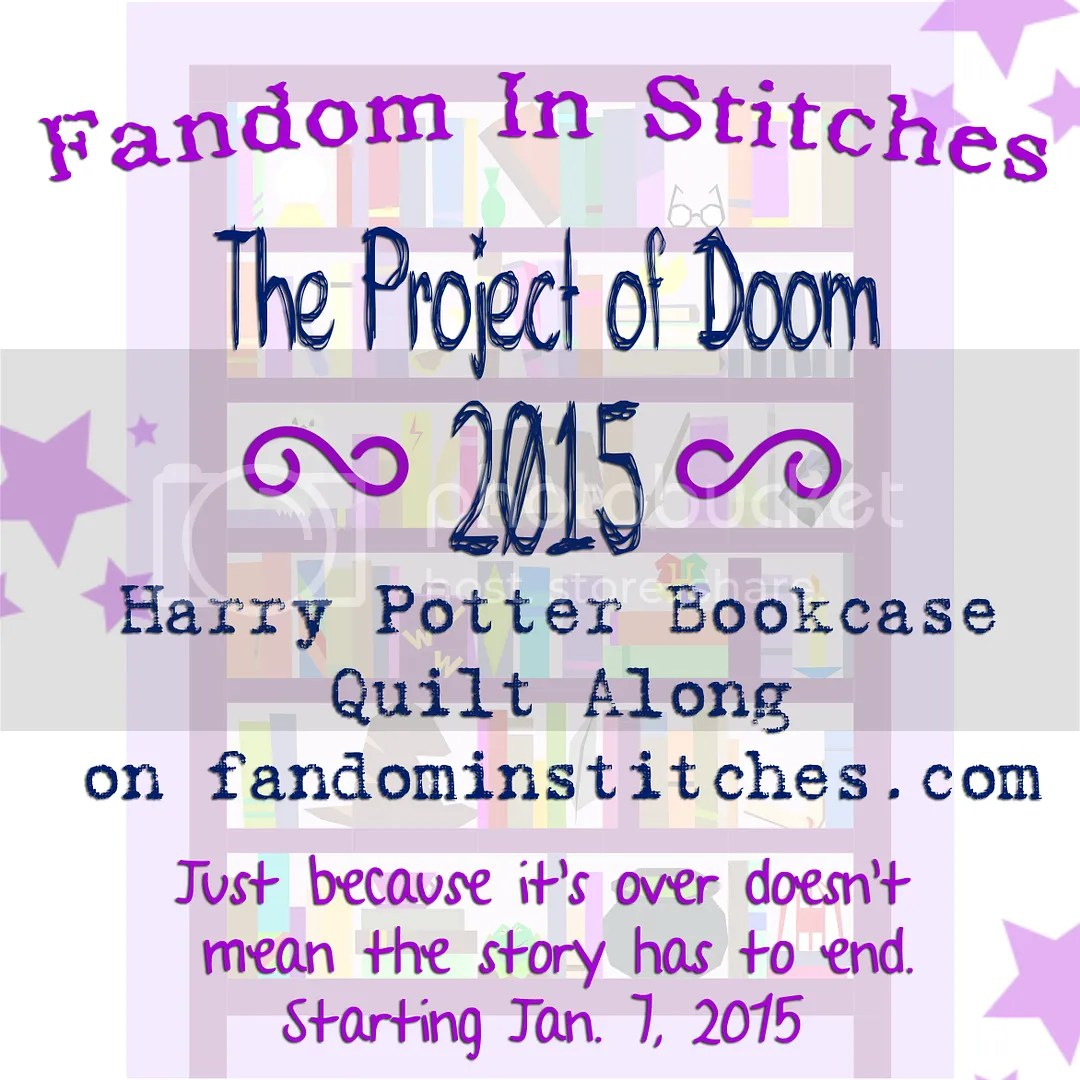 The Project of Doom 2015 Quilt Along on Fandom In Stitches photo PoD2015ComingSoon_zpsf2dd6a6c.jpg