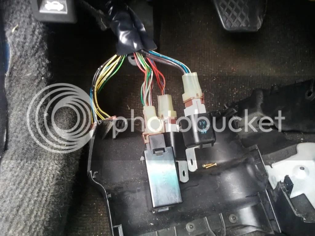 2003 Honda Accord Headlight Wiring Harness No Turn Signals But Hazards Work Honda Tech Honda