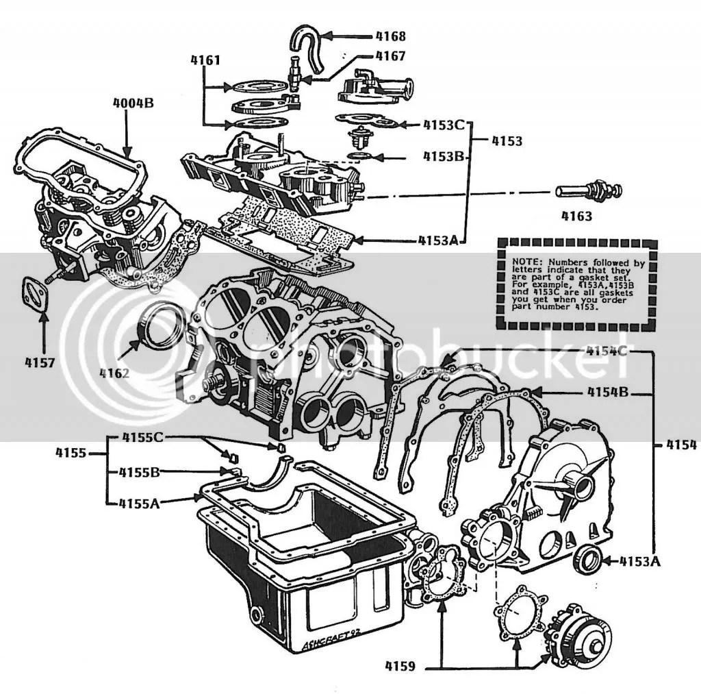 Ford V4p6 V4 Motor