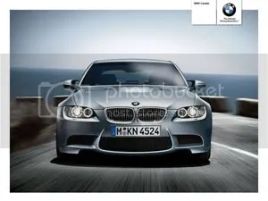 BMW PowerPoint Template - PowerPoint Background