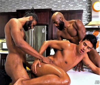 Jay Seabrook, Hunter Triad & JJ Lake