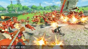 Hyrule Warriors Age Of Calamity Switch Nsp Xci Nsz Full Nsw2u Com