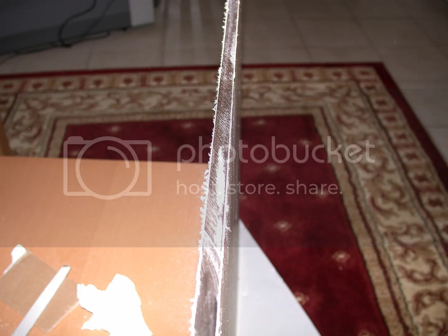Factory Cut Acrylic Sheet