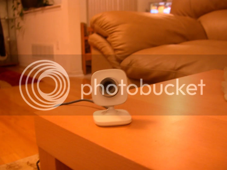 Xbox360 Live Vision Camera