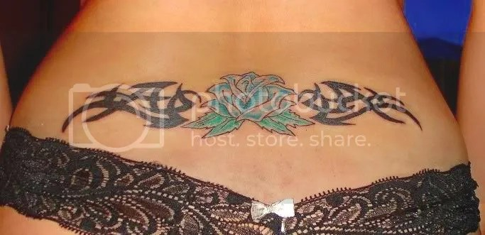 Lower Back Tattoo - Look Sexy With the Right Tattoo Design
