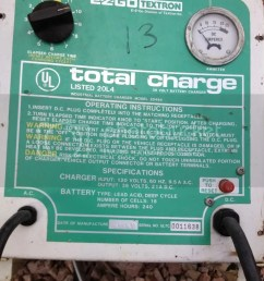 ez go marathon not charging any advice is appreciated ez go textron battery charger wiring diagram [ 768 x 1024 Pixel ]