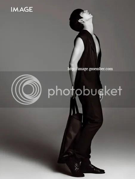 Revista tailandesa IMAGE, junio 2011...