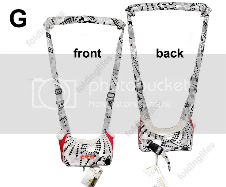 Baby Kid Walking Assistant Safety Harness Walker Strap