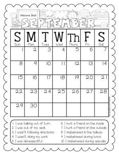 These freebie calendars come with the behavior codes that  use at bottom please note they are non editable also option  cupcake for teacher rh acupcakefortheteacher