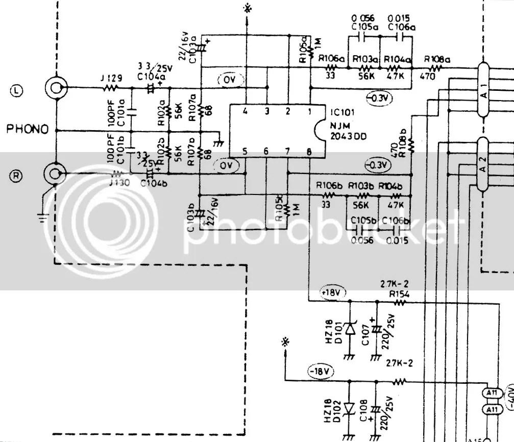 Luxman integrated phono stage tweaks- Vinyl Engine
