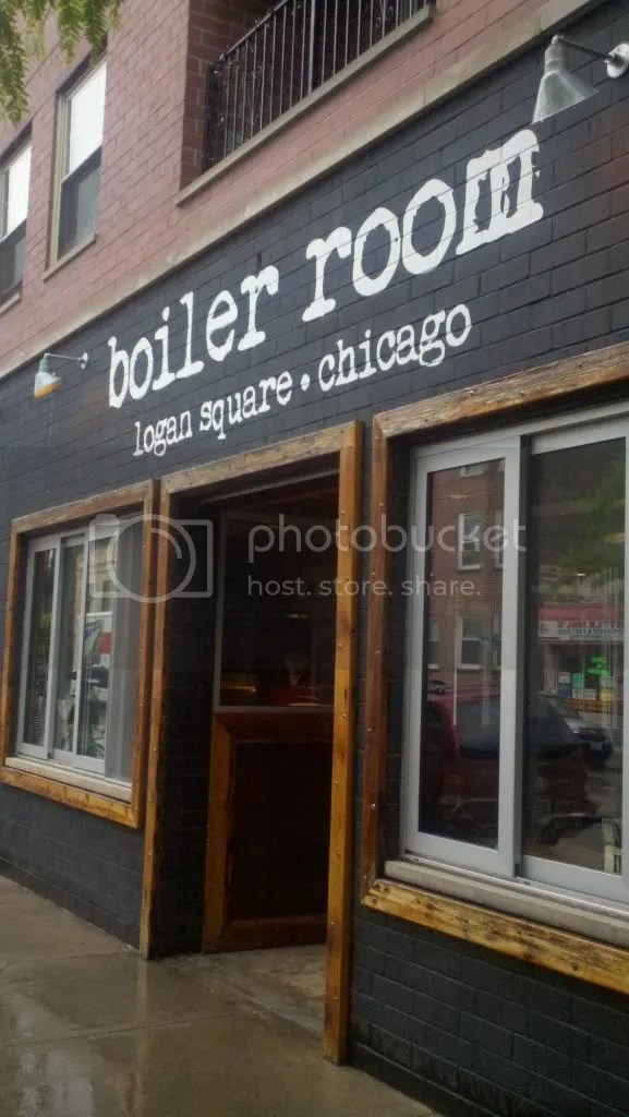 The Boiler Room Chicago IL  getting dark beer blog