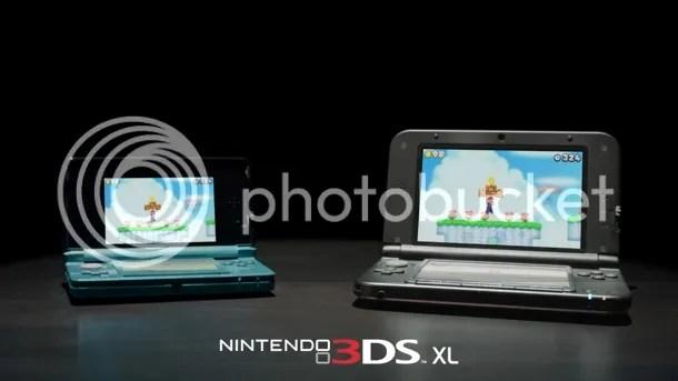 Vergleich 3DS-3DSXL