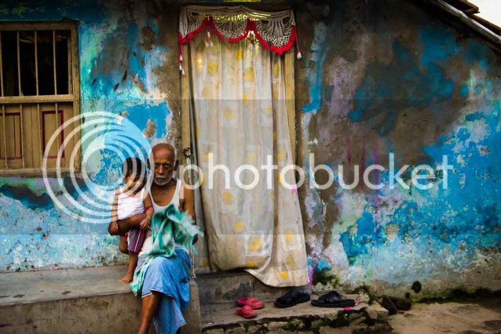 Kolkata street scene