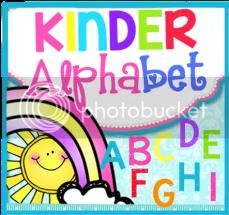 Kinder Alphabet