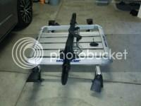 VWVortex.com - CC roof rack bars w/ key Mont Blanc luggage ...