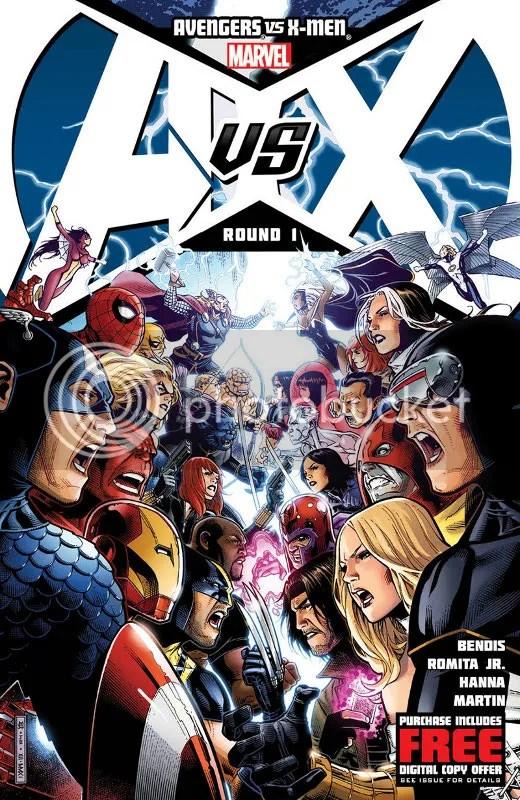 Vingadores X Men